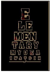 elementary-my-dear-watson